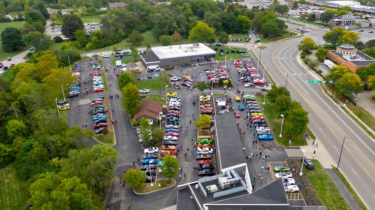 Toy Barn Car Show - Fall 2019