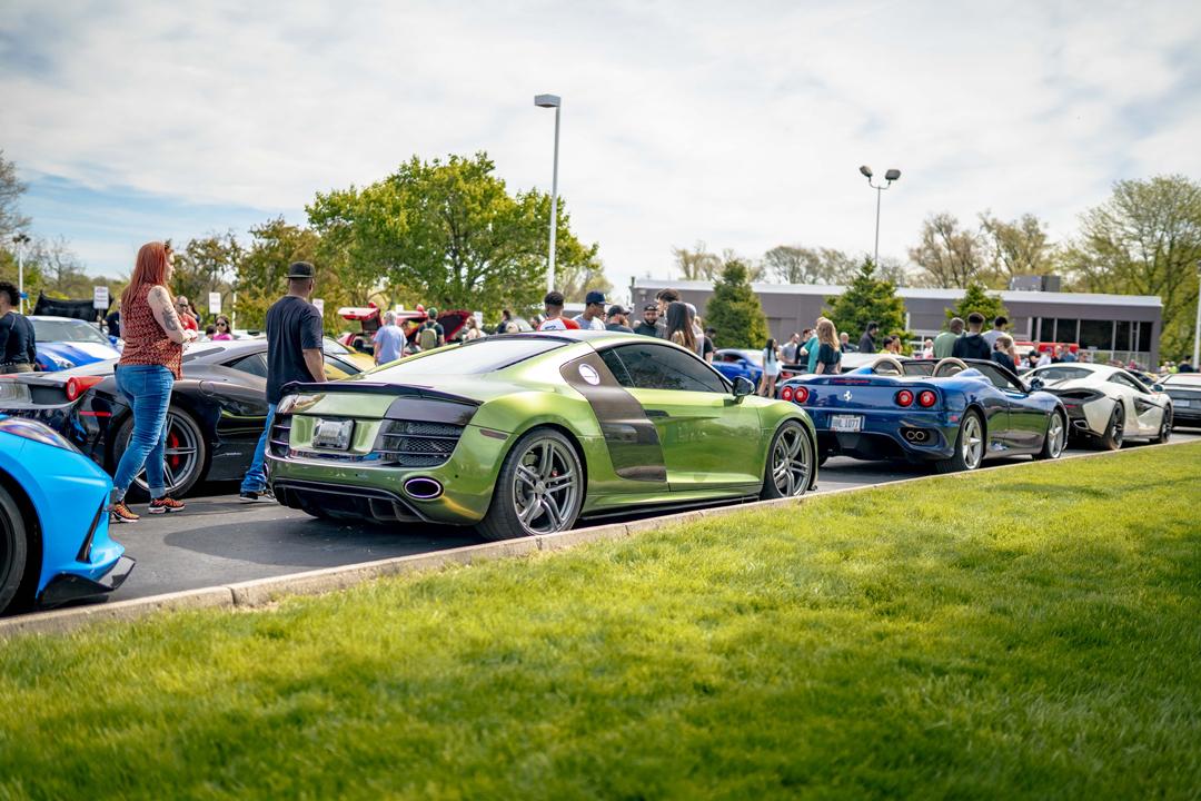 Toy Barn Car Show - Spring 2021
