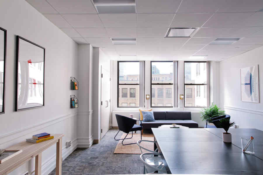 Office Spaces For Rent In Chicago Breather