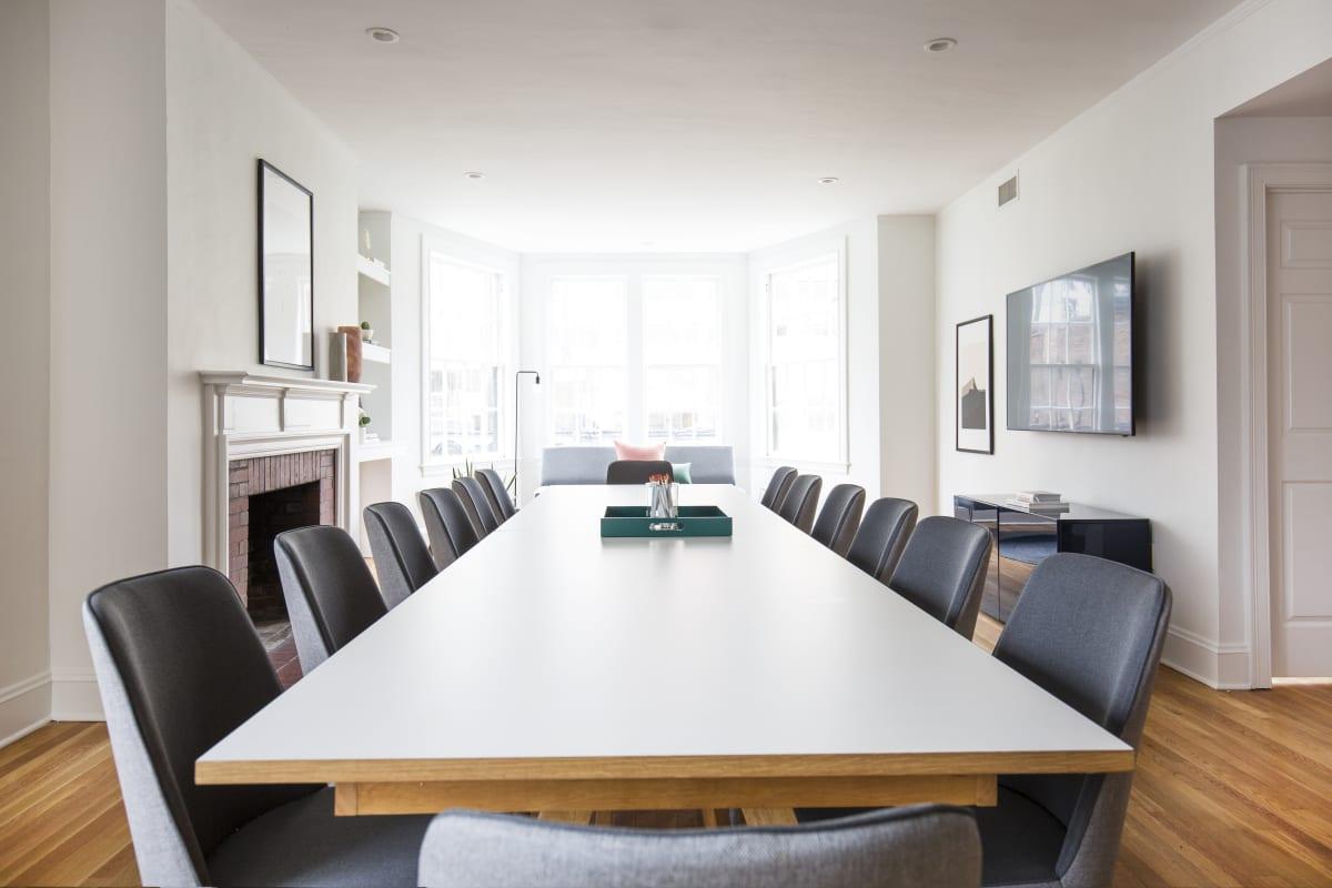 collaborative office spaces. 115 Newbury Street Collaborative Office Spaces