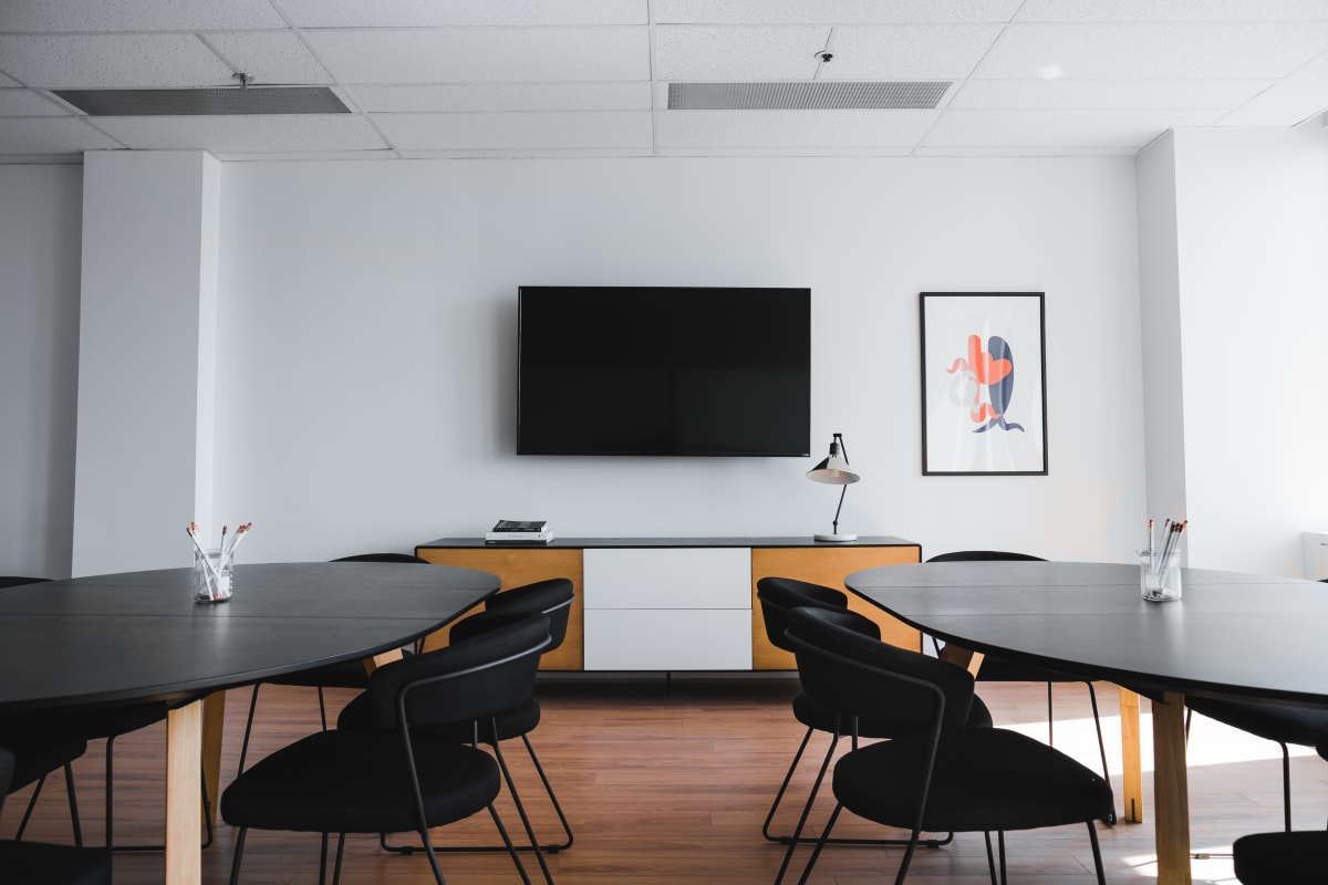 conference-room space at 1350 Rue Sherbrooke Ouest ,Montreal