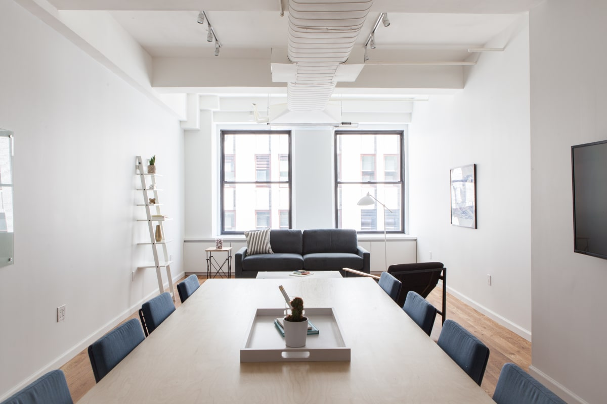 presentation space at 1384 Broadway ,New York City