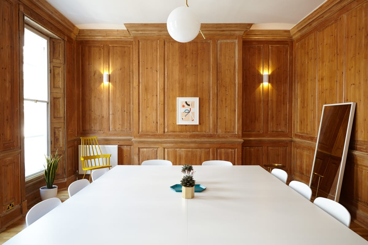 collaboration space at 15a Hanover Street, Mayfair ,London