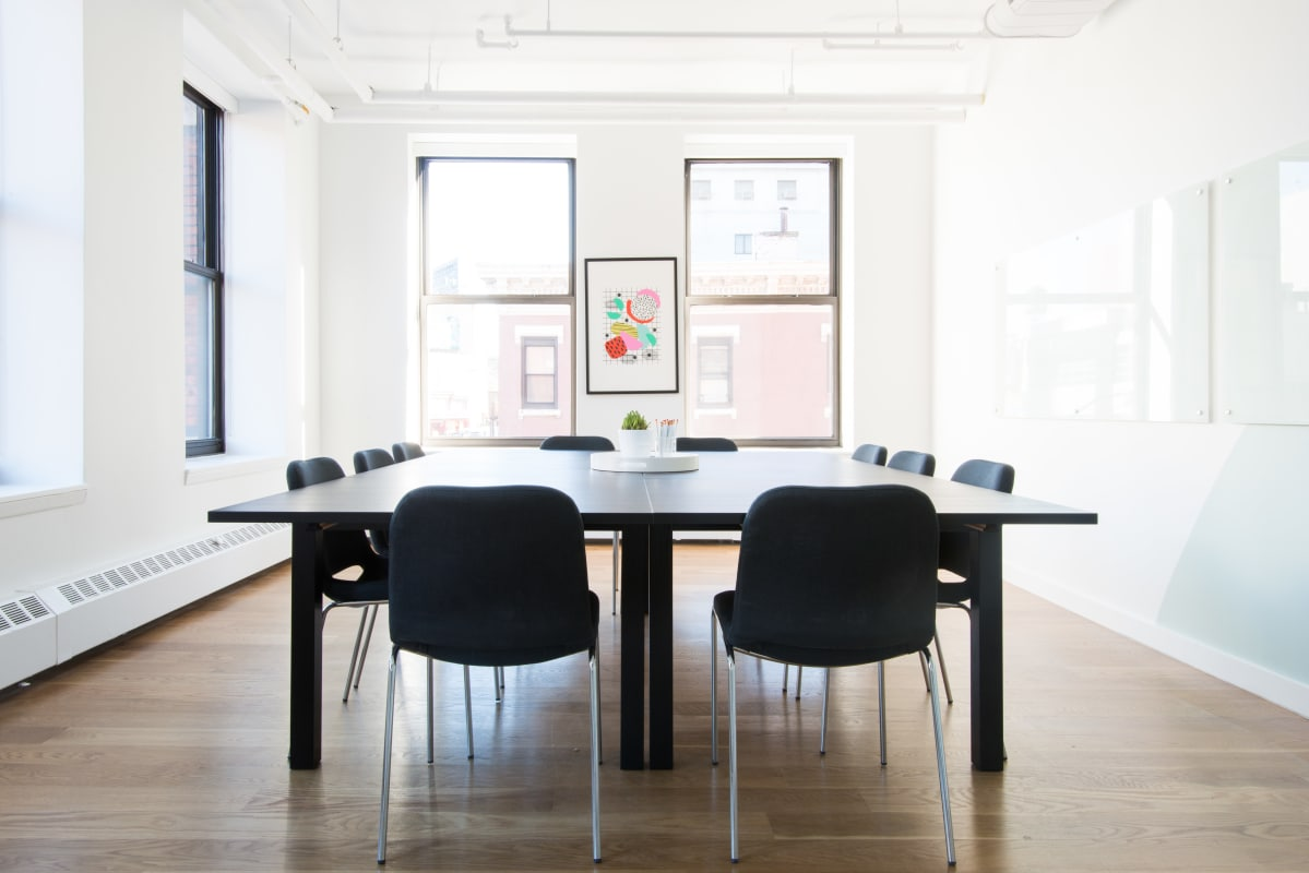 conference-room space at 168 Canal Street ,New York City