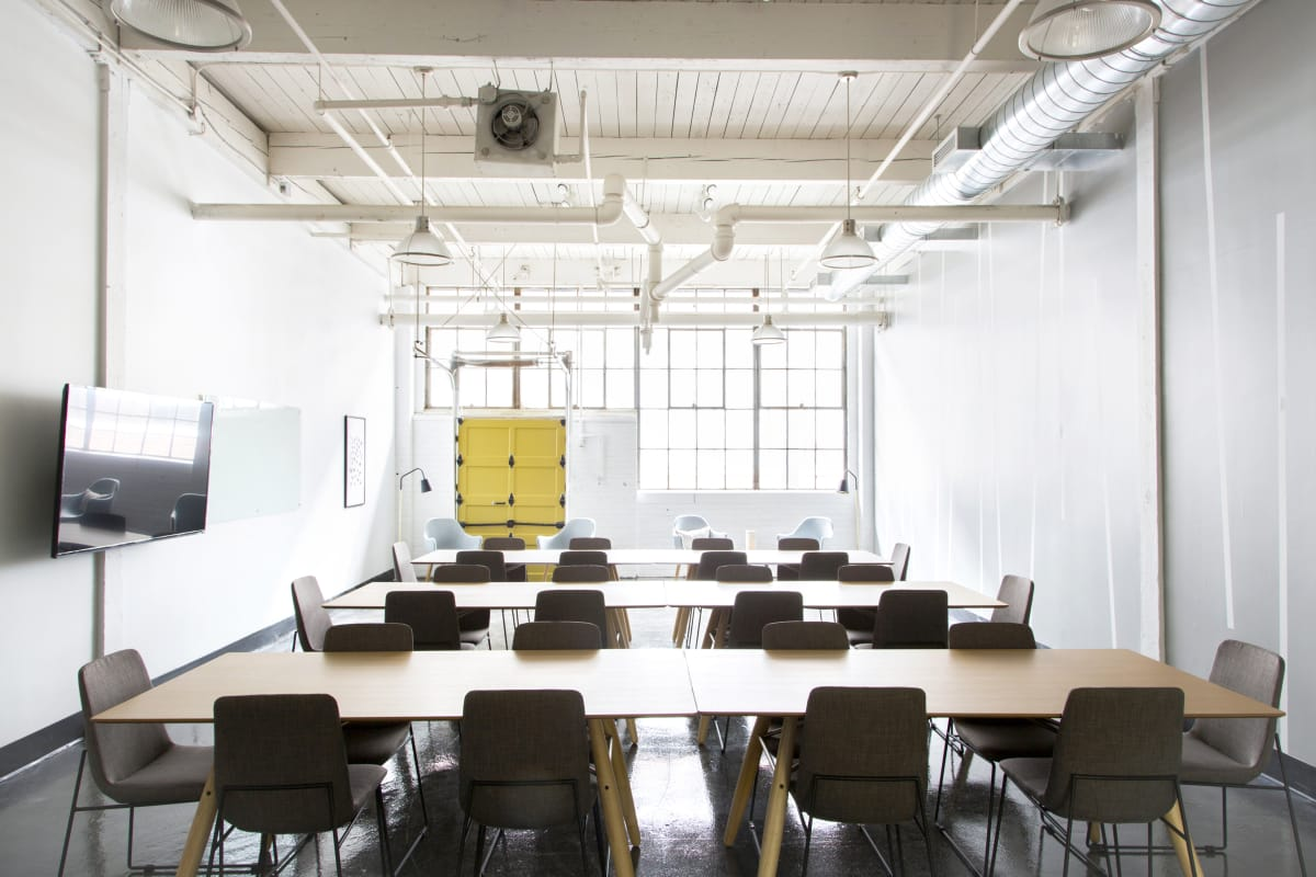 classroom space at 171 East Liberty St. ,Toronto