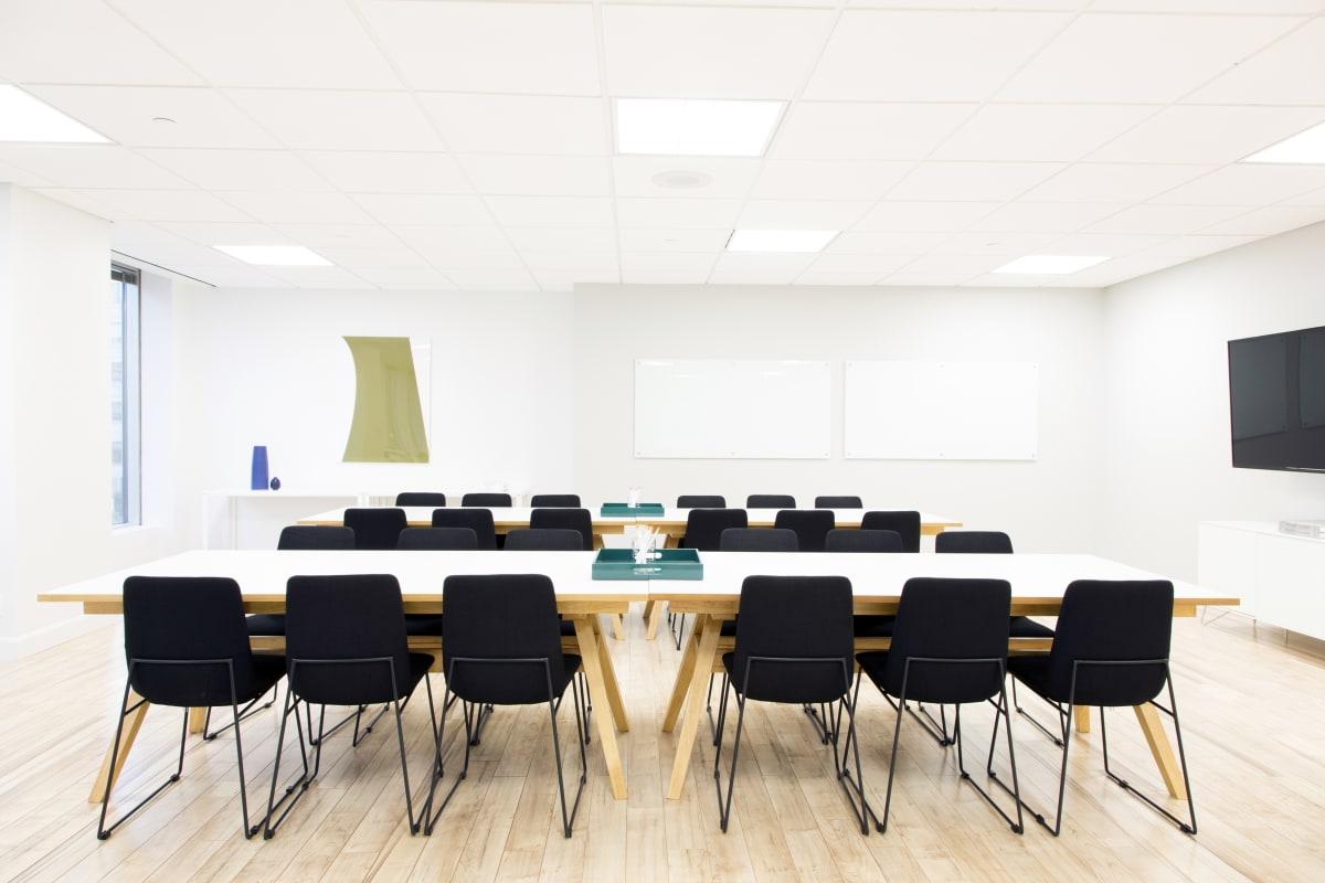 workshop space at 175 Bloor St. East ,Toronto