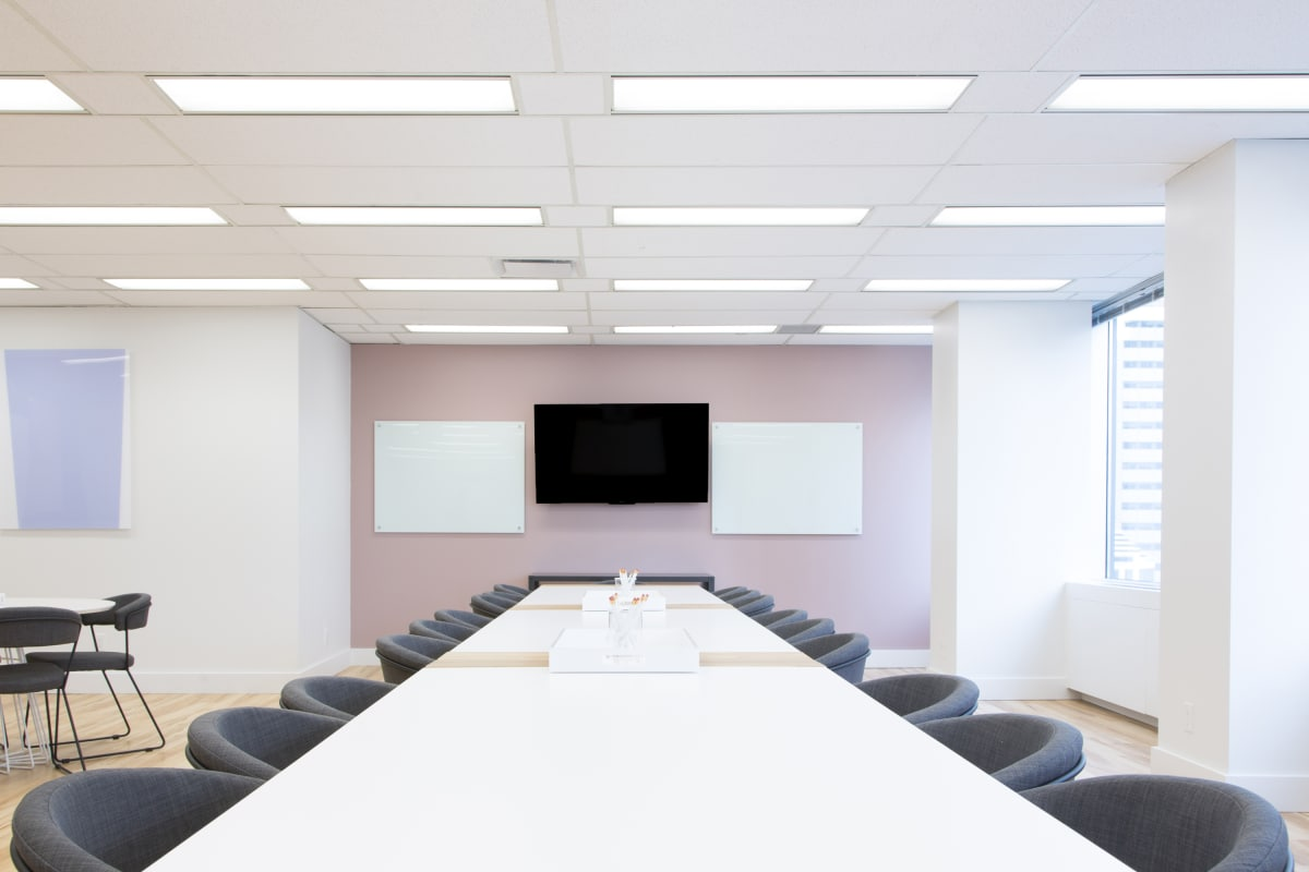classroom space at 181 University Ave. ,Toronto