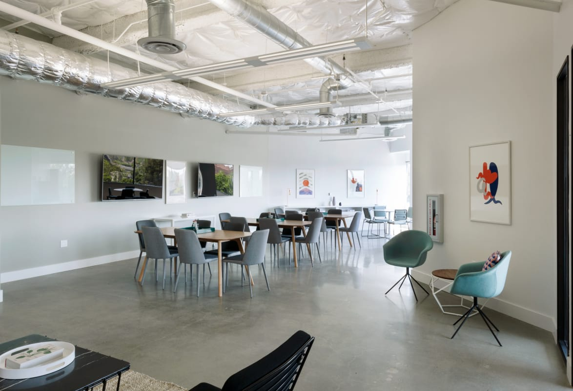 meetup space at 200 Corporate Pointe ,Culver City