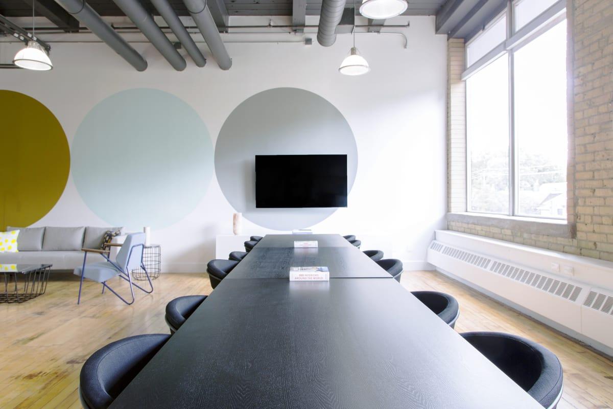 workshop space at 219 Dufferin St. ,Toronto