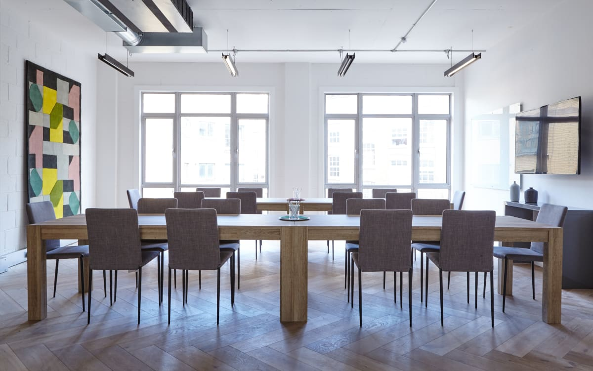 classroom space at 27 Provost Street, Shoreditch ,London