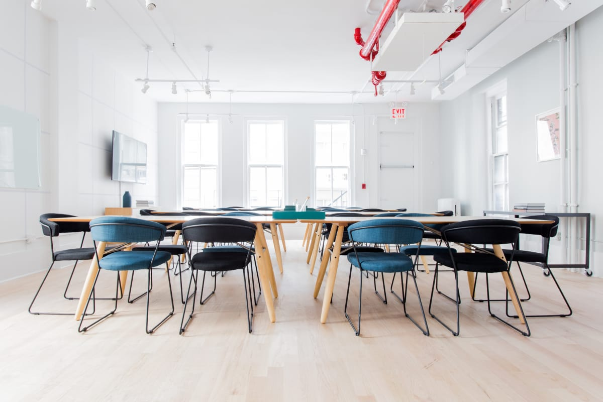 corporate-meeting space at 29 West 17th Street ,New York City