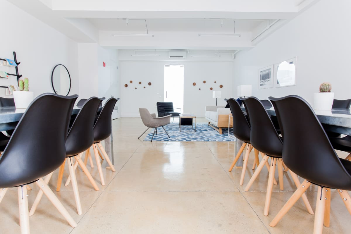conference-room space at 295 Madison Avenue ,New York City