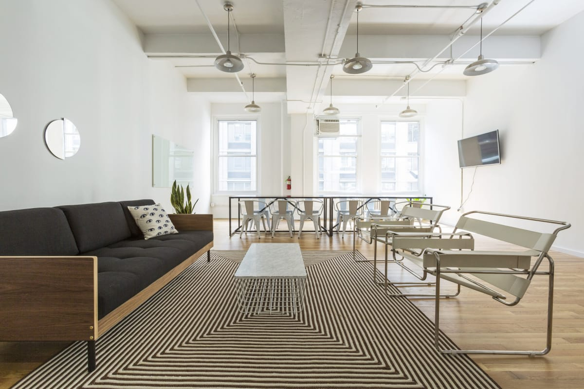 presentation space at 336 West 37th Street ,New York City