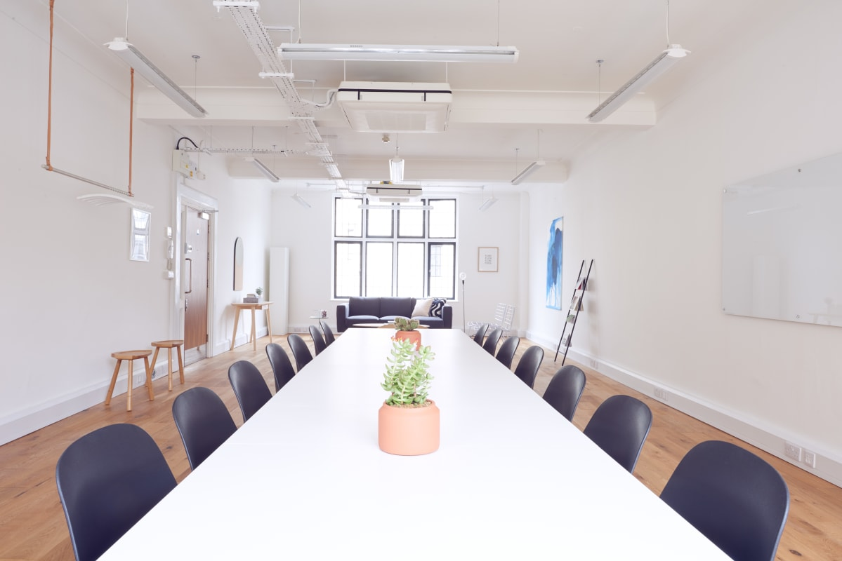 meetup space at 32-34 Great Marlborough Street, Soho ,London
