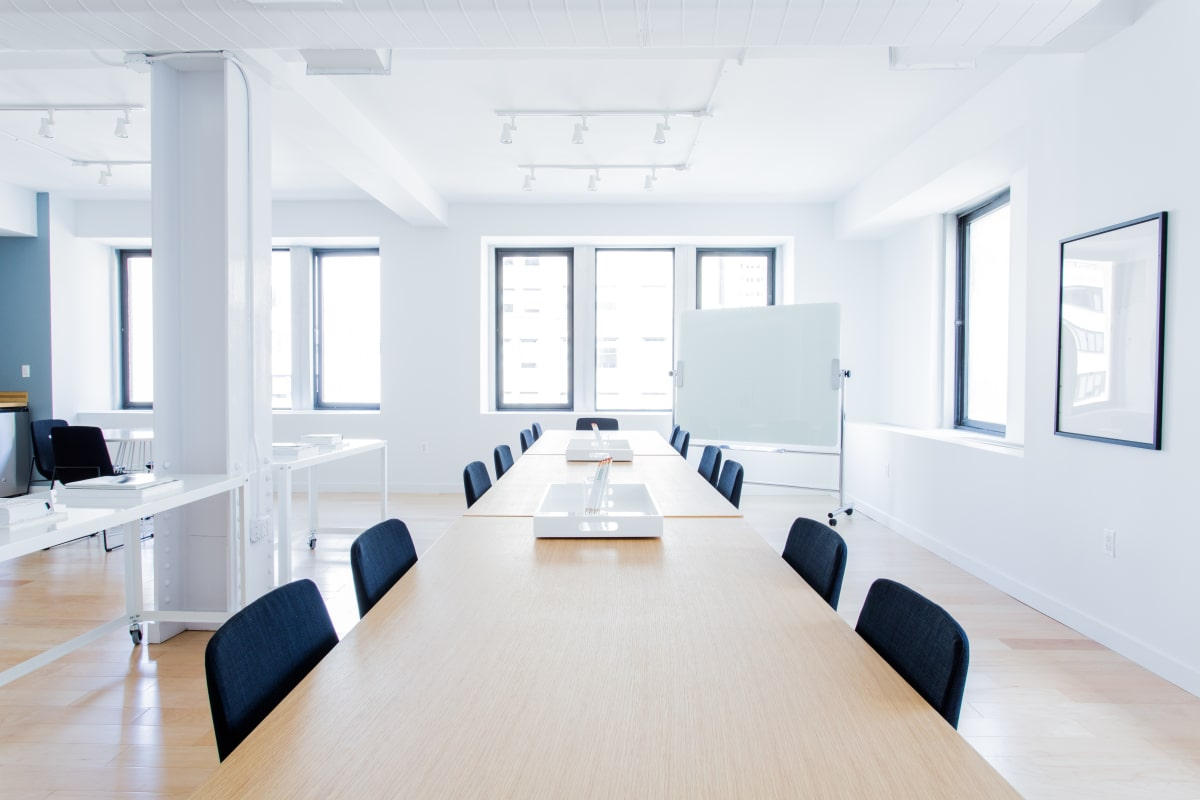 training space at 369 Lexington Avenue ,New York City