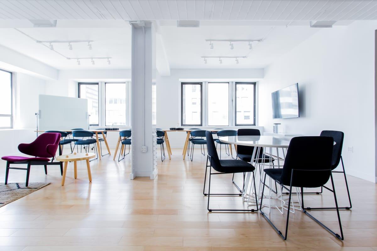 workshop space at 369 Lexington Avenue ,New York City