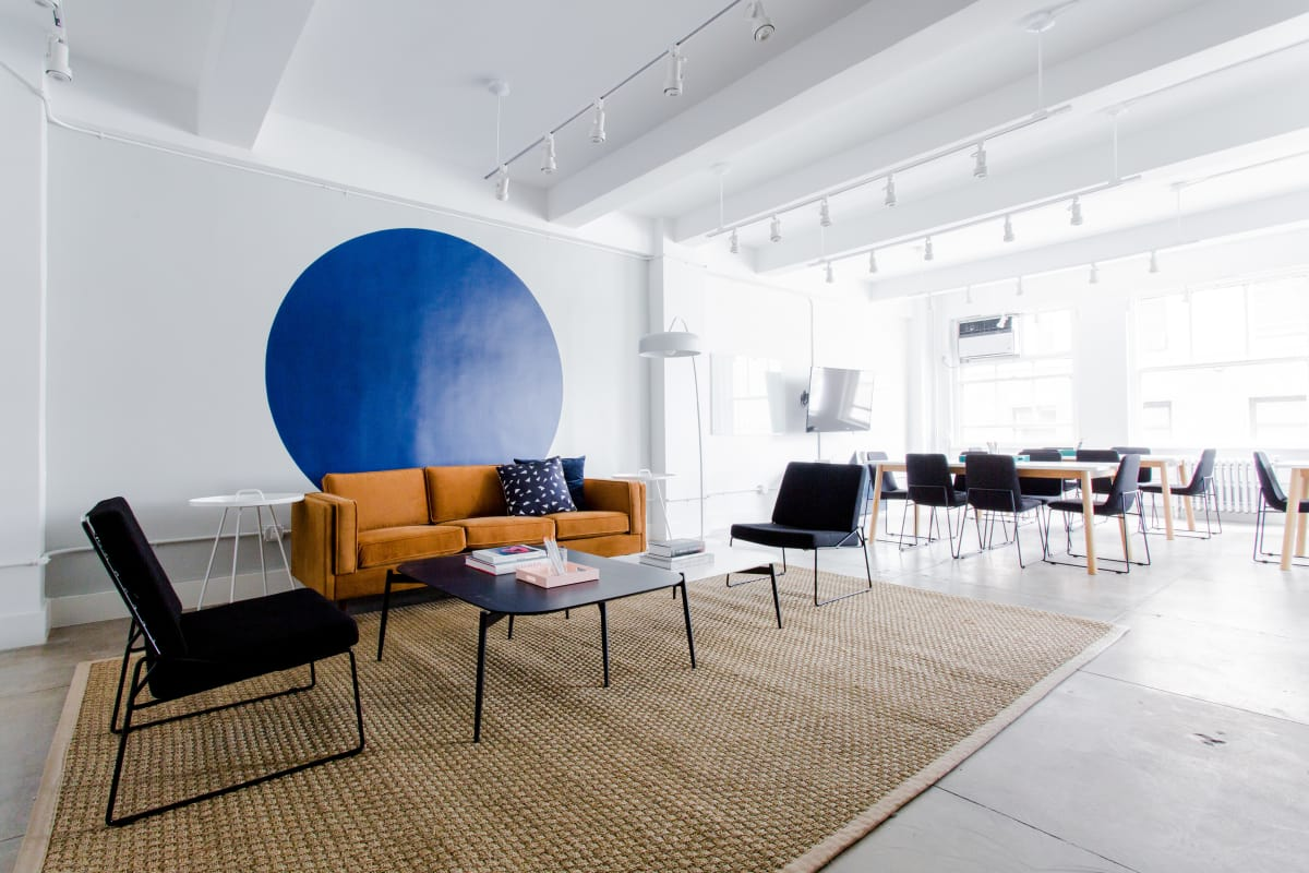 event space at 401 Broadway ,New York City