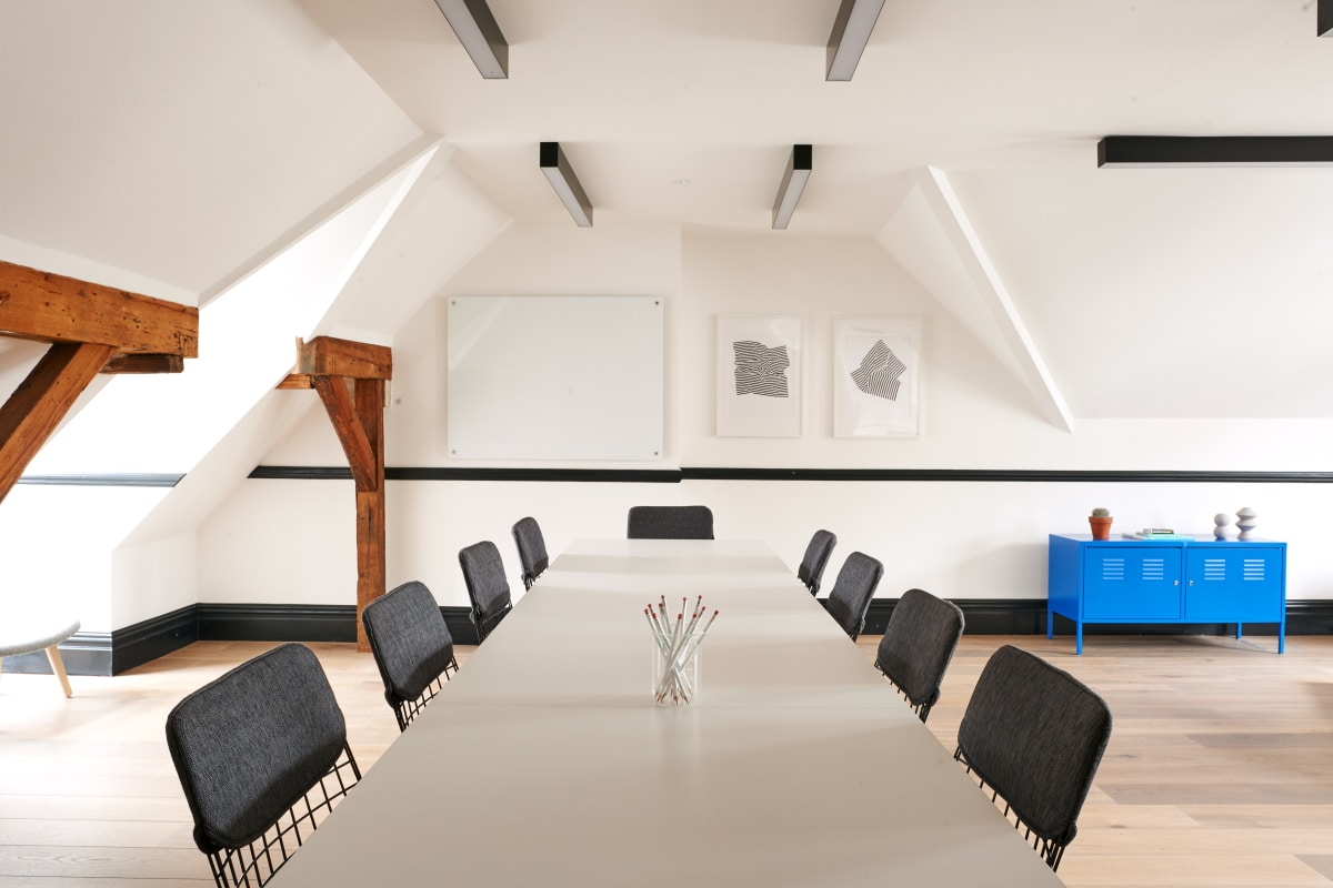 collaboration space at 43 Maiden Lane, Covent Garden ,London