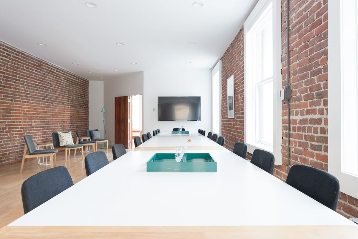 corporate-meeting space at 45 Belden Place ,San Francisco