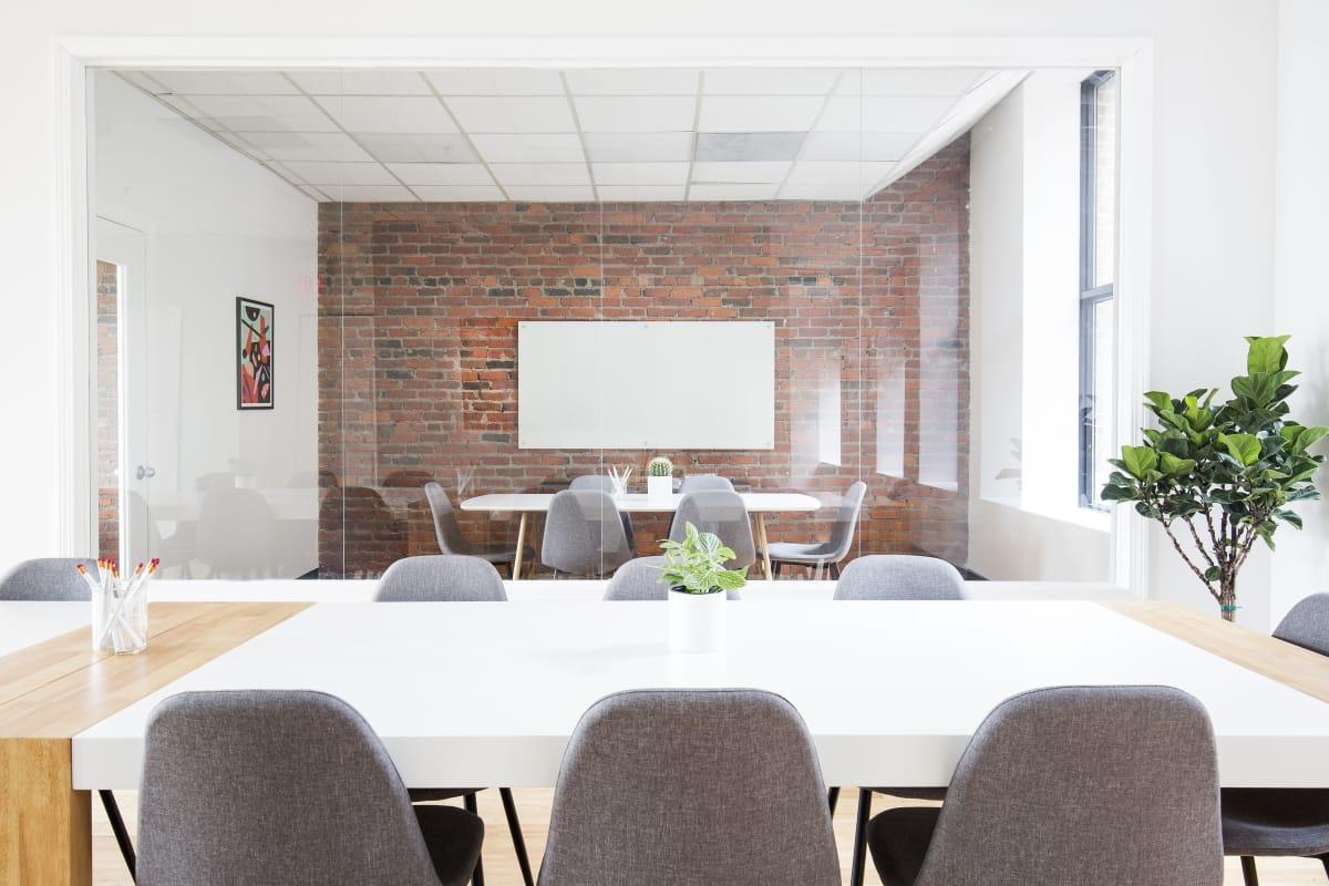 workshop space at 45 Bromfield Street ,Boston