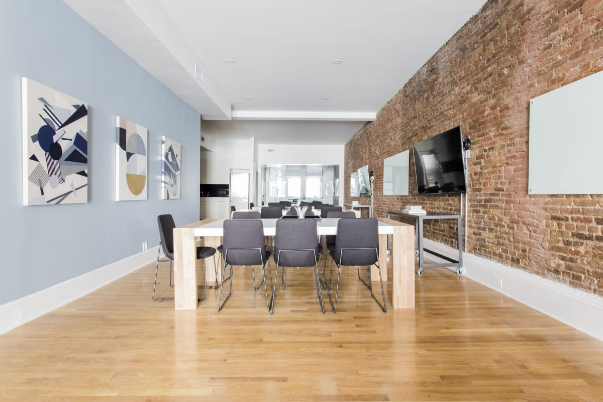 corporate-meeting space at 494 Broadway ,New York City