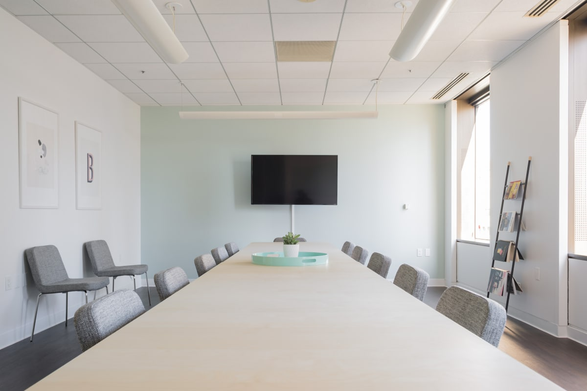collaborative office space. 575 Market St. Collaborative Office Space F