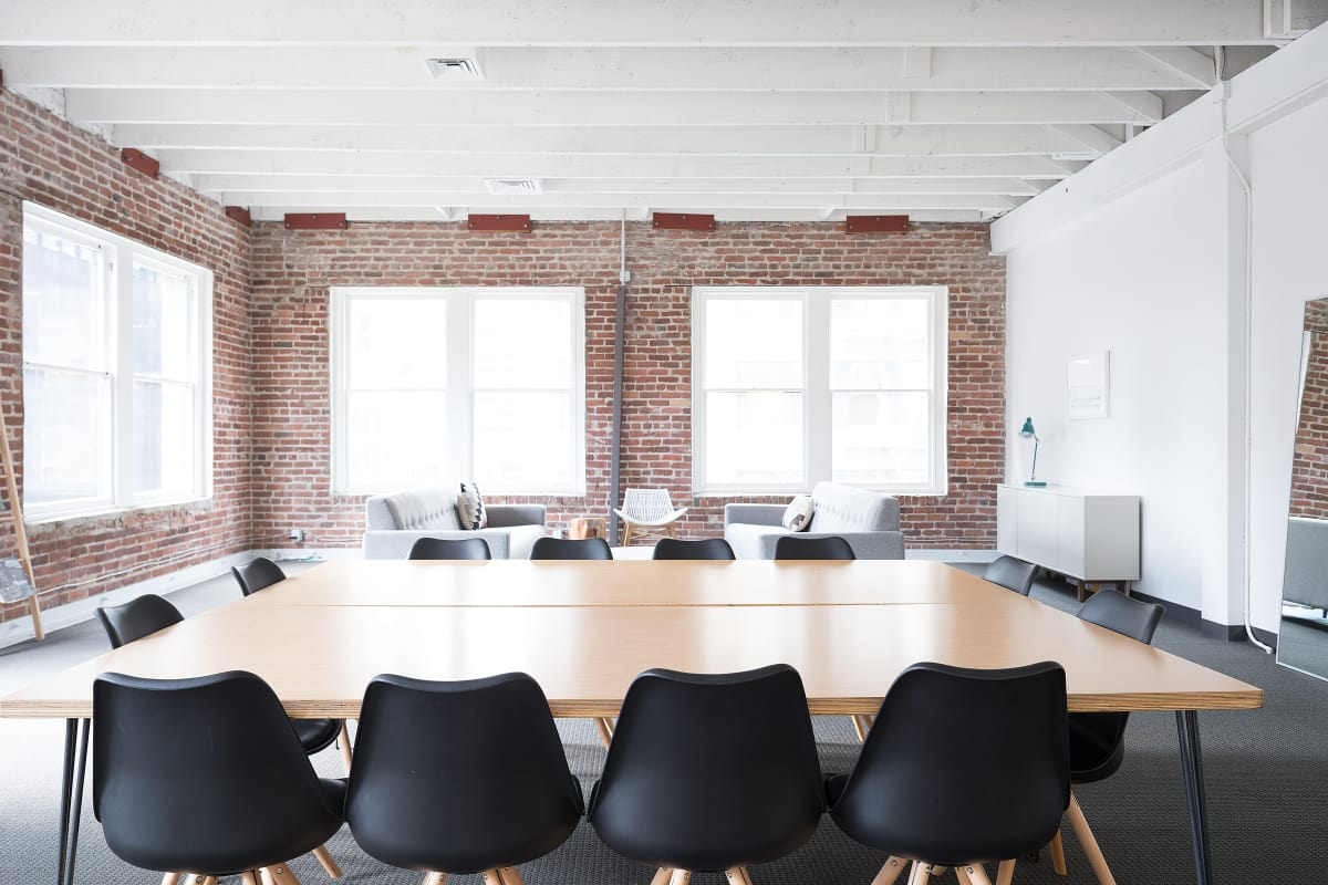 conference-room space at 594 Howard Street ,San Francisco