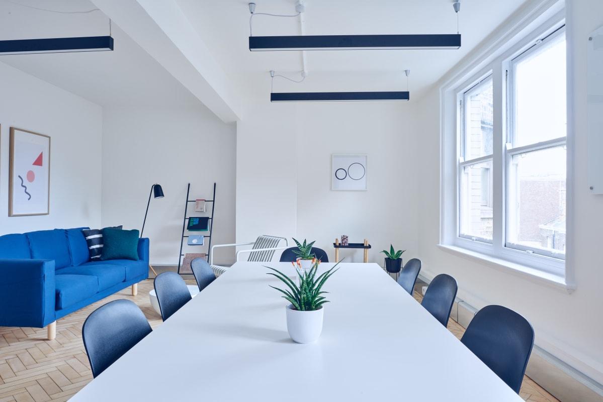 workshop space at 6-7 Hatton Garden, Farringdon ,London