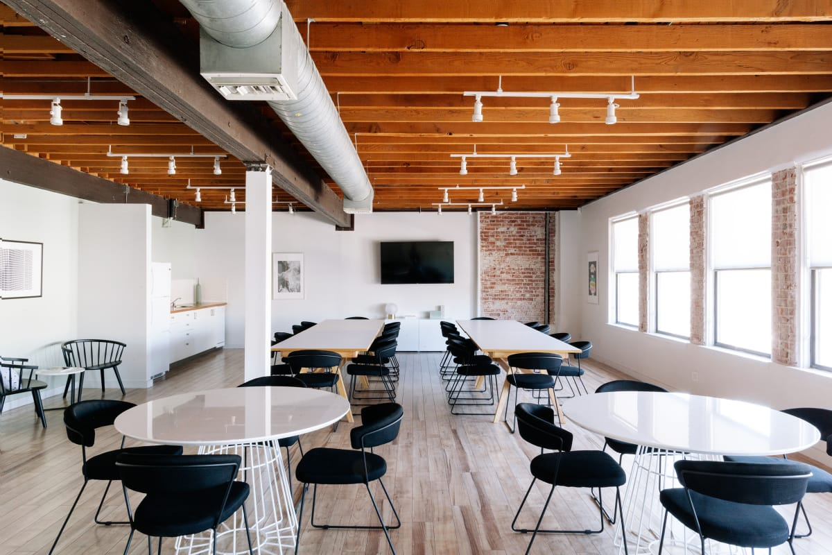 event space at 7024 Melrose Ave. ,Los Angeles