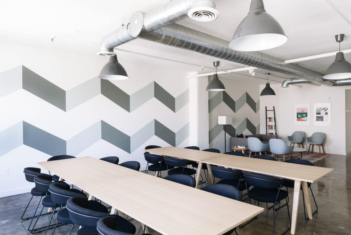 workshop space at 724 S. Spring St. ,Los Angeles