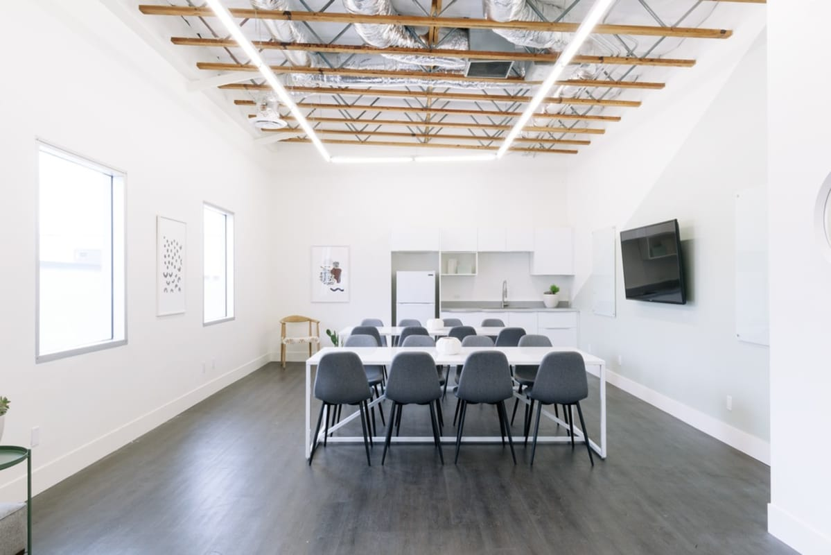 presentation space at 7561 Sunset Blvd. ,Los Angeles