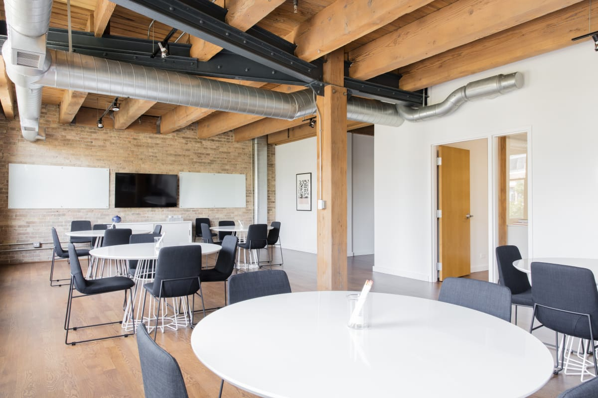 conference-room space at 813 W. Randolph ,Chicago