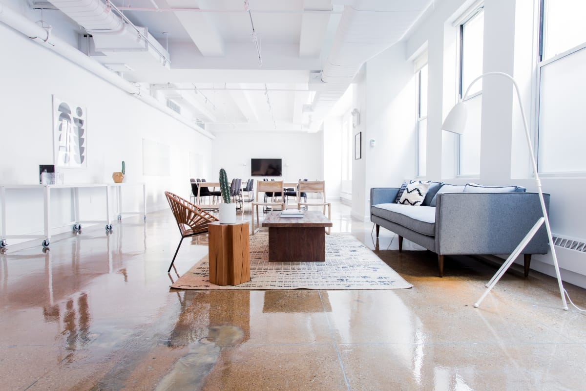 corporate-meeting space at 86 Chambers Street ,New York City