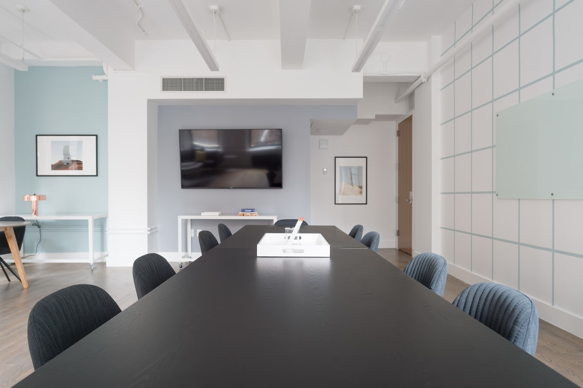 training space at 915 Broadway ,New York City