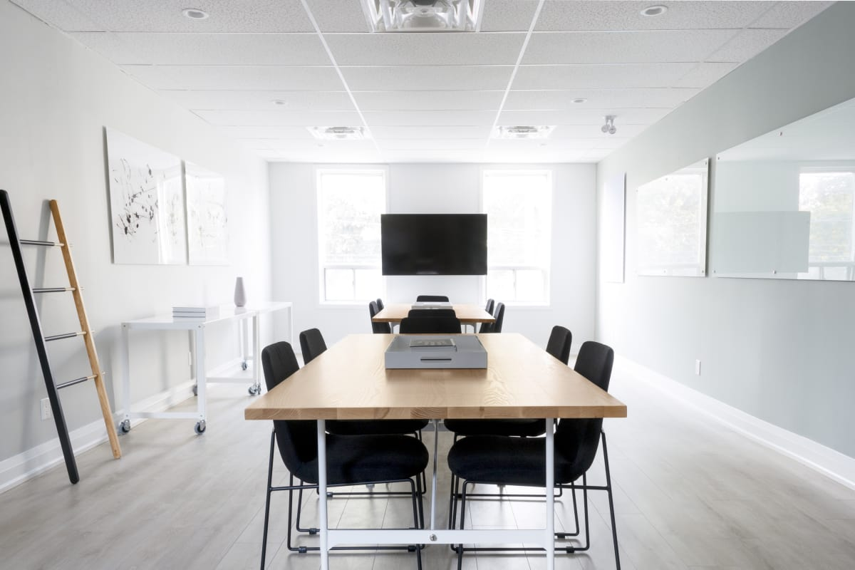 corporate-meeting space at 925 Queen St. West ,Toronto