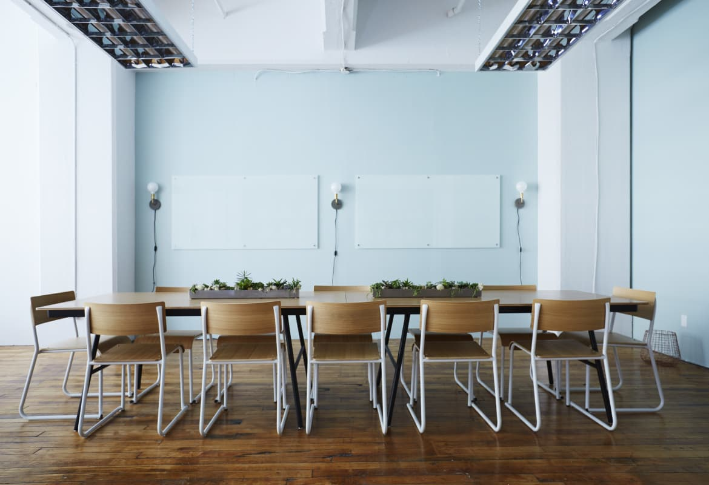 workshop space at 96 Spadina Ave. ,Toronto