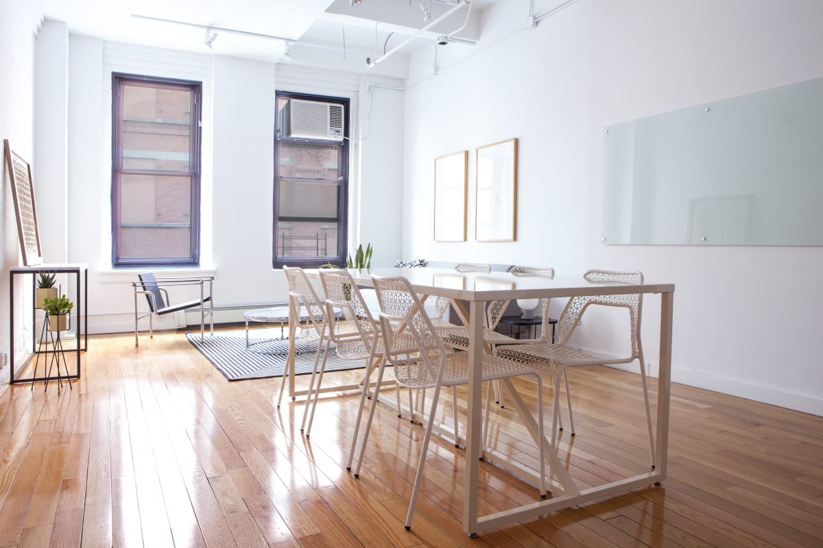 collaboration space at 110 Greene Street ,New York City
