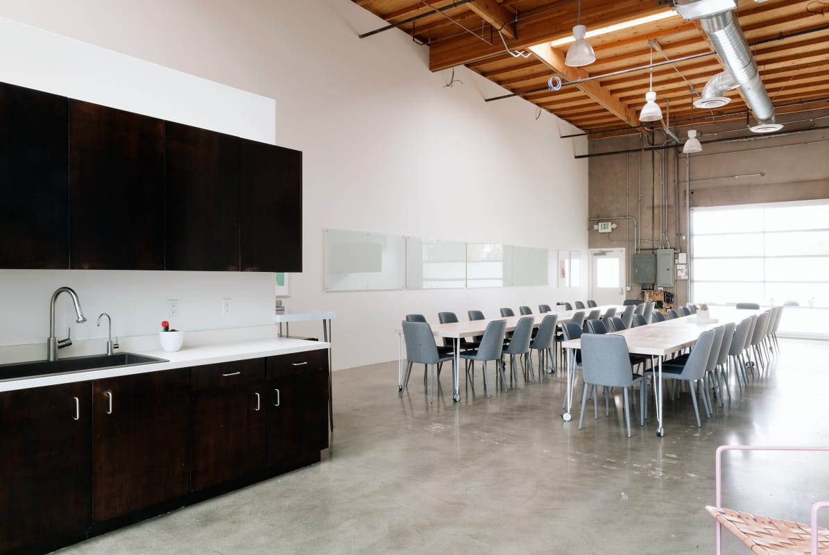training space at 10317 Jefferson Blvd. ,Culver City
