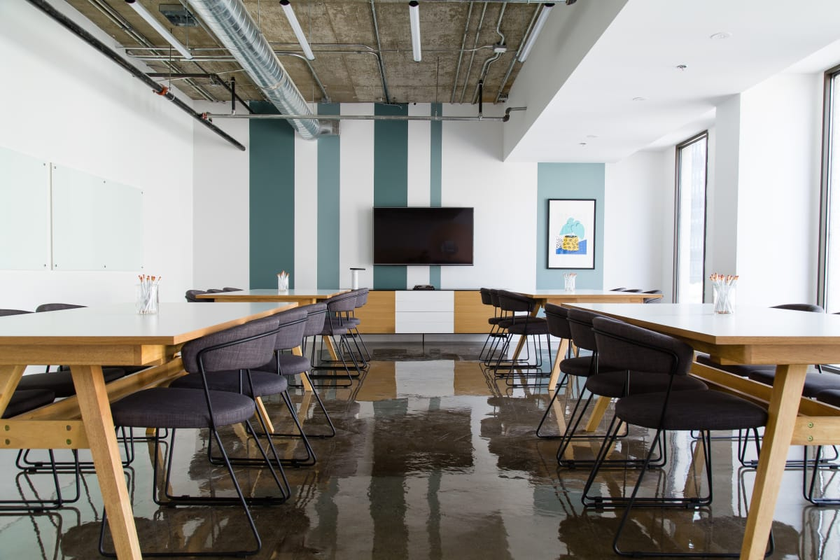 corporate-meeting space at 4060 Sainte-Catherine West ,Montreal