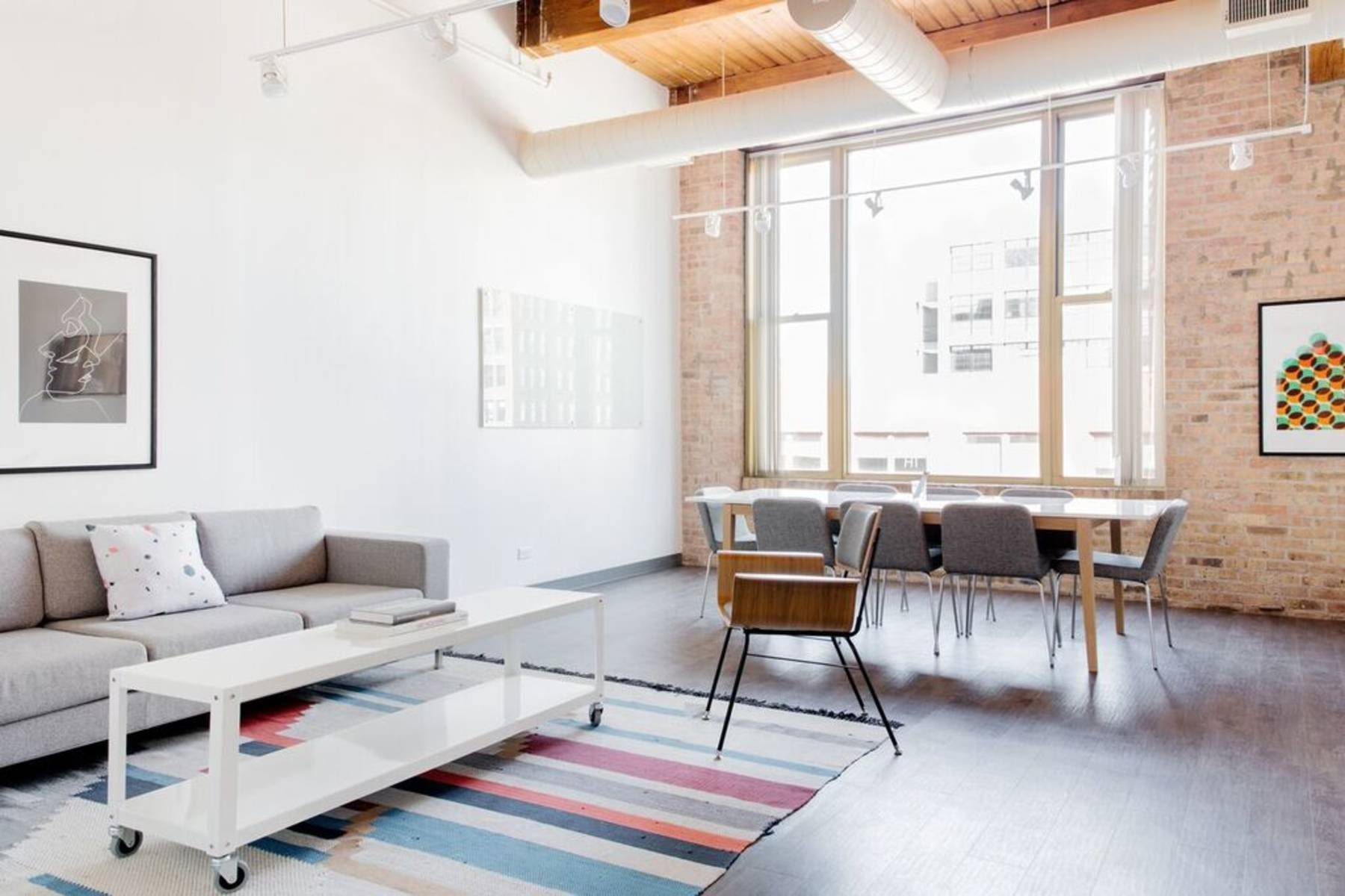 Breather - A space to work, meet and focus