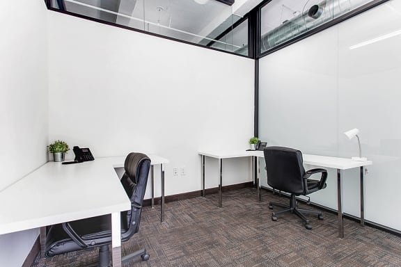 Workspace fully furnished and equipped located at 10 E 39th Street, #2-Office 2, New York City.