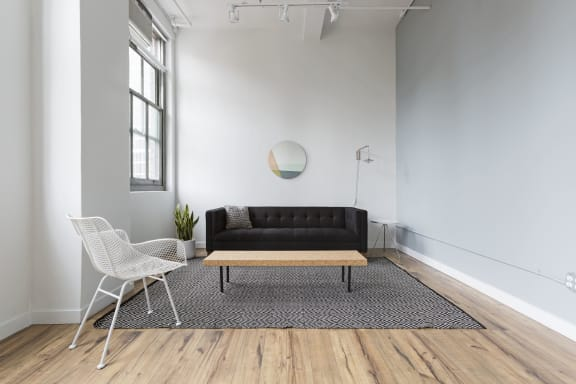 Workspace fully furnished and equipped located at 1239 Broadway, #817, New York City.