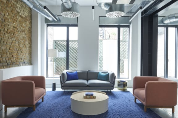 Office space fully furnished and equipped located at 123 Curtain Road, Shoreditch, #1, Shoreditch.