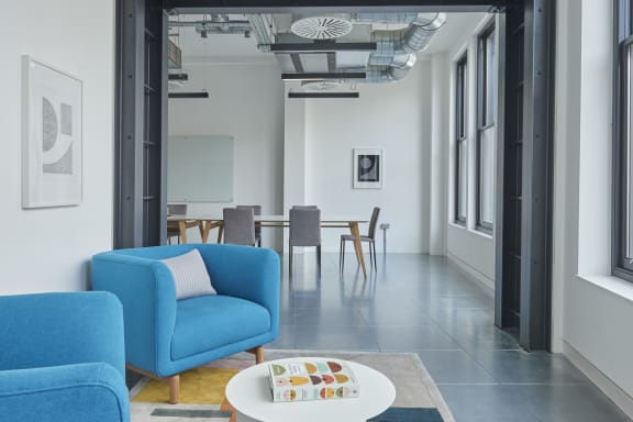 Office space fully furnished and equipped located at 123 Curtain Road, Shoreditch, #2, Shoreditch.