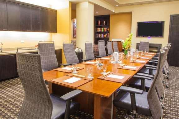 Office space fully furnished and equipped located at 127 Ellis Street, #The City Room, San Francisco.