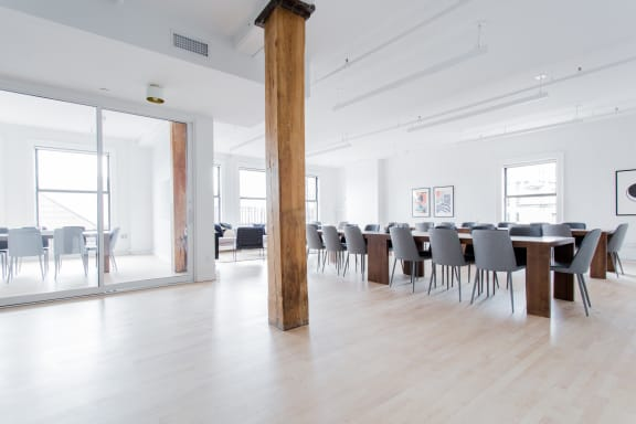 Office space fully furnished and equipped located at 176 Grand St, #602, Soho.
