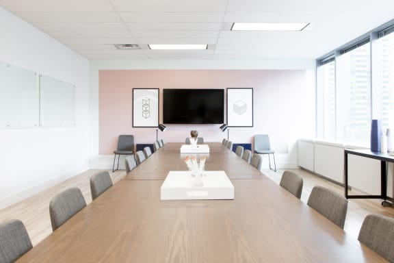 Office space fully furnished and equipped located at 2 Bloor St. East, #310, Yorkville.