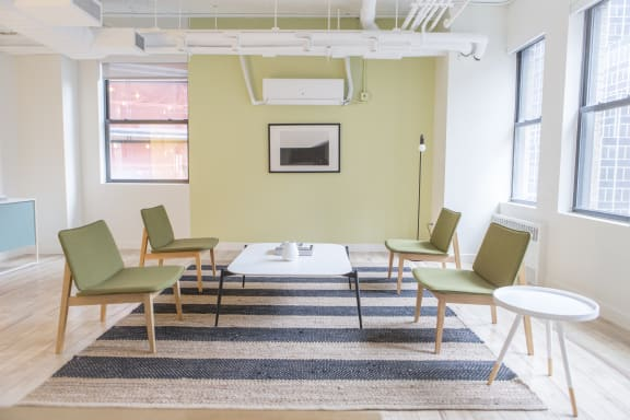 Office space fully furnished and equipped located at 211 E 43rd Street, #1703-1, Grand Central.