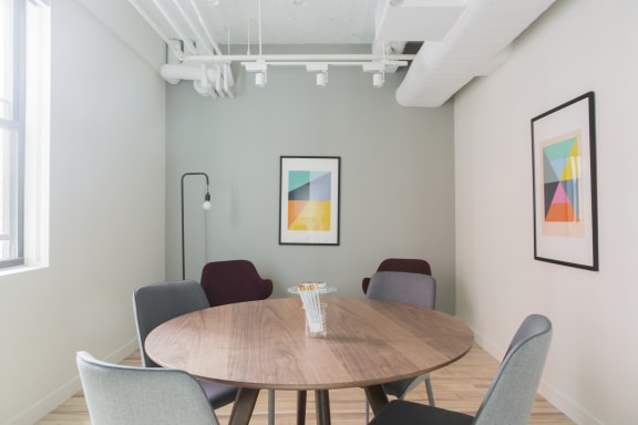 Office space fully furnished and equipped located at 211 E 43rd Street, #1703-2, Grand Central.