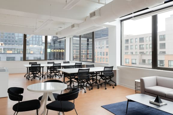 Office space fully furnished and equipped located at 225 Friend Street, #805-1, West End.